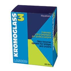 KROMOGLASS 3 - DO CEMENTOWANIA SKLEP STOMATOLOGICZNY OLDENT