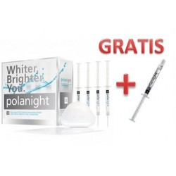 POLA NIGHT 16%  4 x 1,3g + 1,3g gratis sklep stomatologiczny oldent