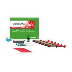 CHARISMA CLASSIC - ZEST. 6X4g + GLUMA 2BOND sklep stomatologiczny oldent