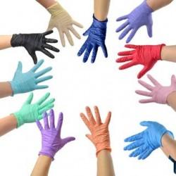 rękawice nitrylowe KOLOROWE hurtownia stomatologiczna oldent PROMOCJA