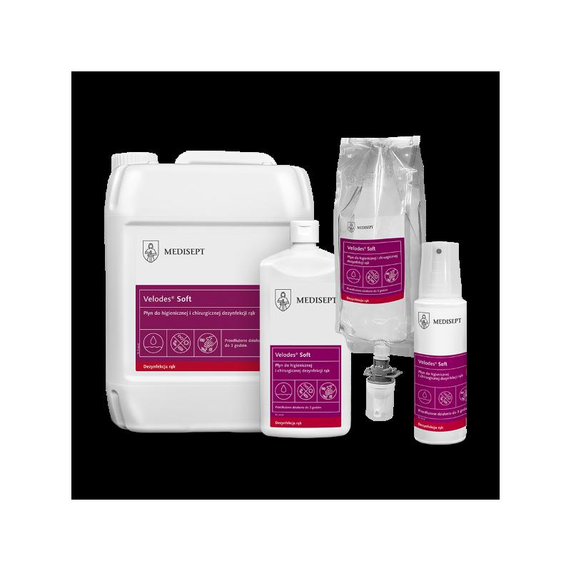 VELODES SOFT 500 ML sklep stomatologiczny oldent