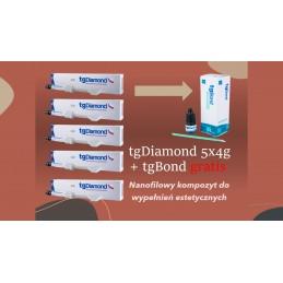 TG DIAMOND 4g x 5 strz + TG...