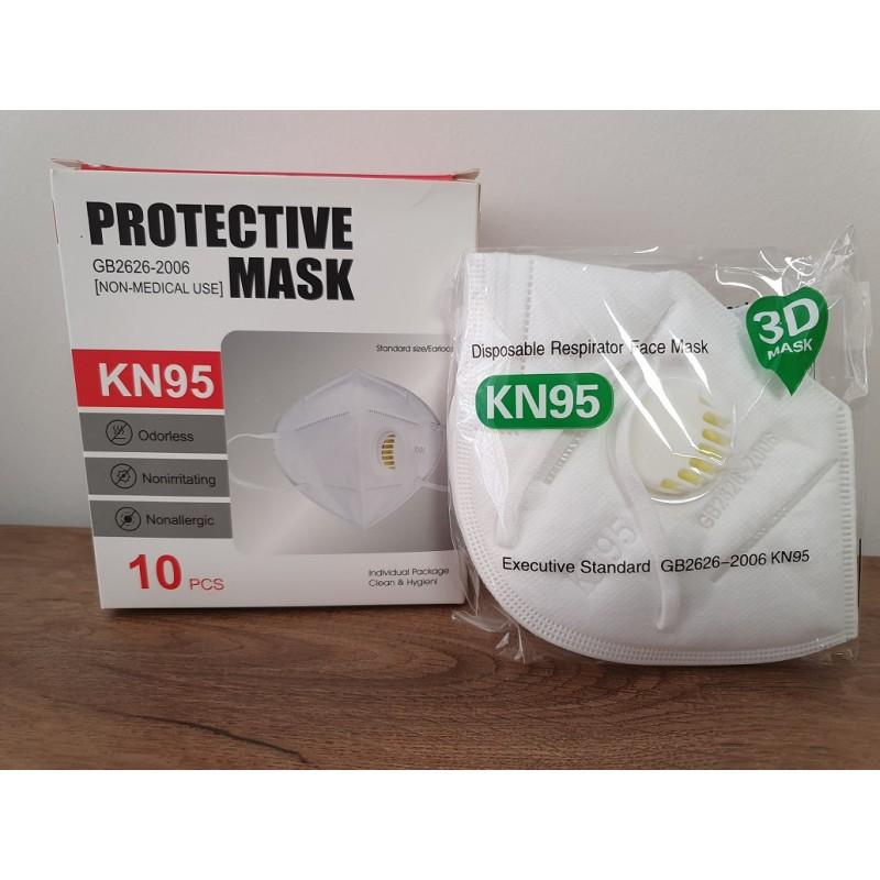 maska ffp2 z zaworem sklep stomatologiczny oldent