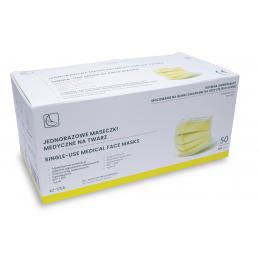 sklep stomatologiczna MASKA OCHRONNA FIZELINOWA   oldent
