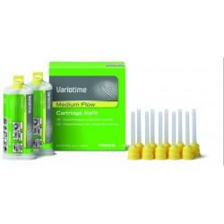 VARIOTIME  LIGHT/MEDIUM FLOW 2X50ML sklep stomatologiczny oldent