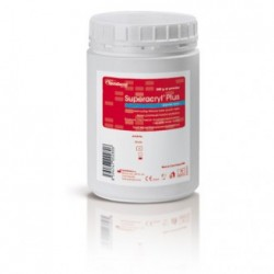 SUPERACRYL PLUS  500G KOL Z/O sklep stomatologiczny oldent